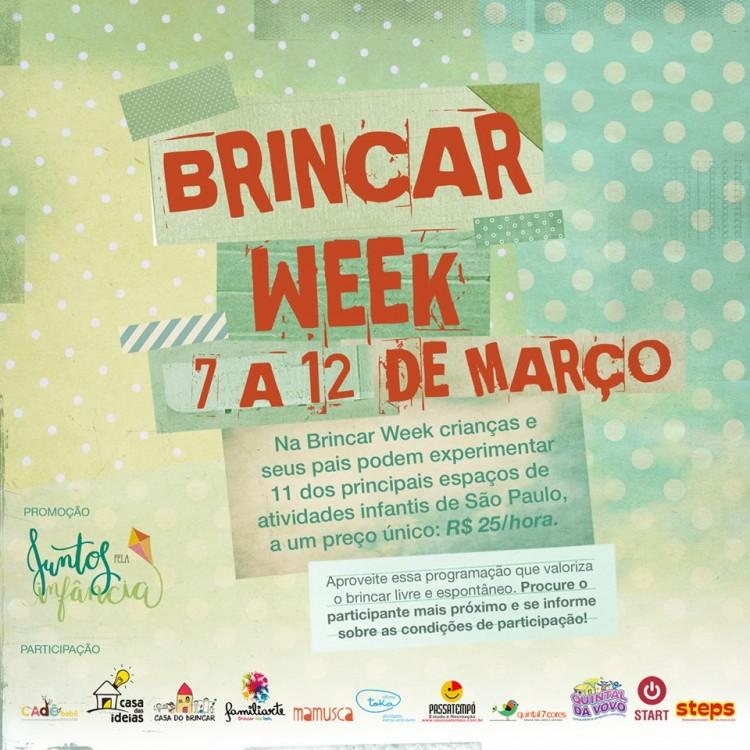 brincar week