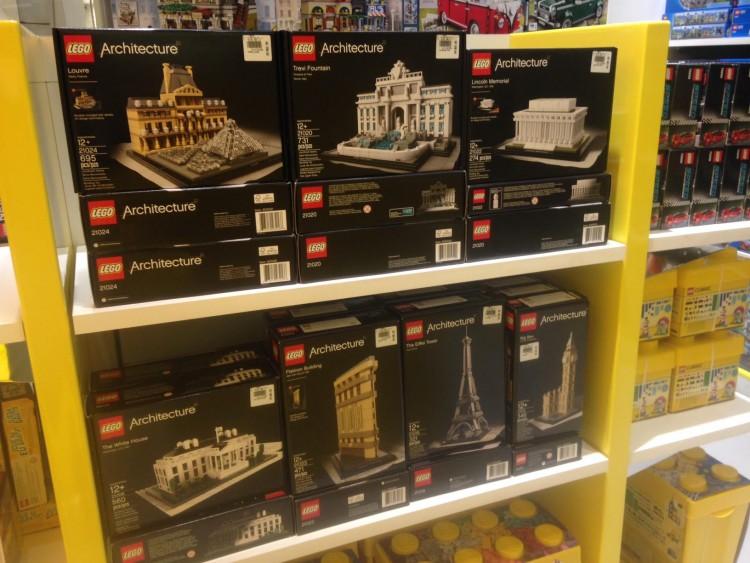 Architeture Lego