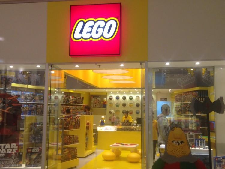 Lego Store VillaLobos