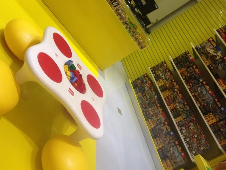 playtables Lego