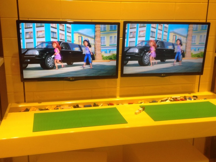 playtables Lego Store