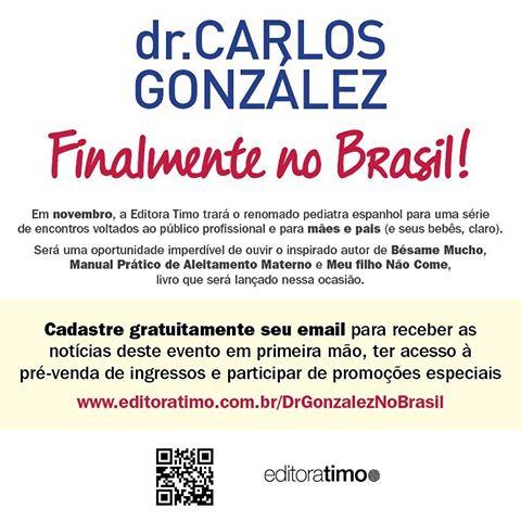 dr gonzales no Brasil
