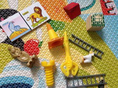 peças de brinquedos