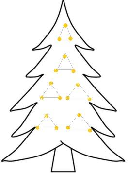 dicas para montar árvore de Natal