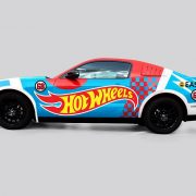 Mustang Hot Wheels Easy