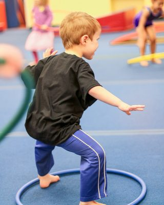 atividade fisica na infancia