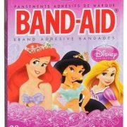 band aid princesas