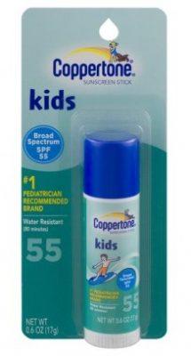 coopertone kids