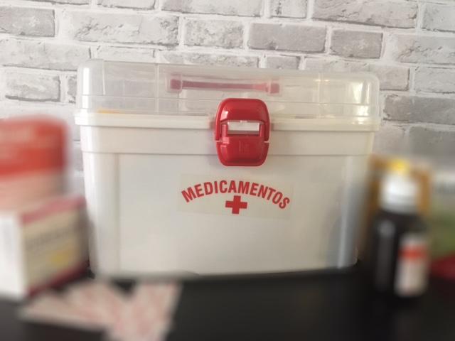 farmacinha para viajar