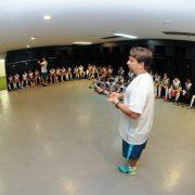 Escola futebol Zico