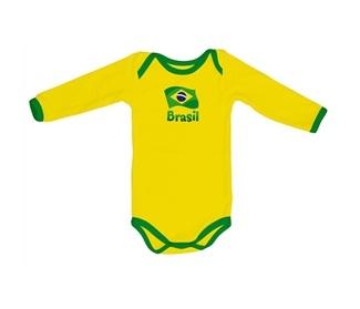 body manga longa brasil