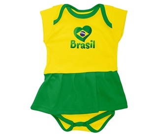 vestido body baby copa brasil